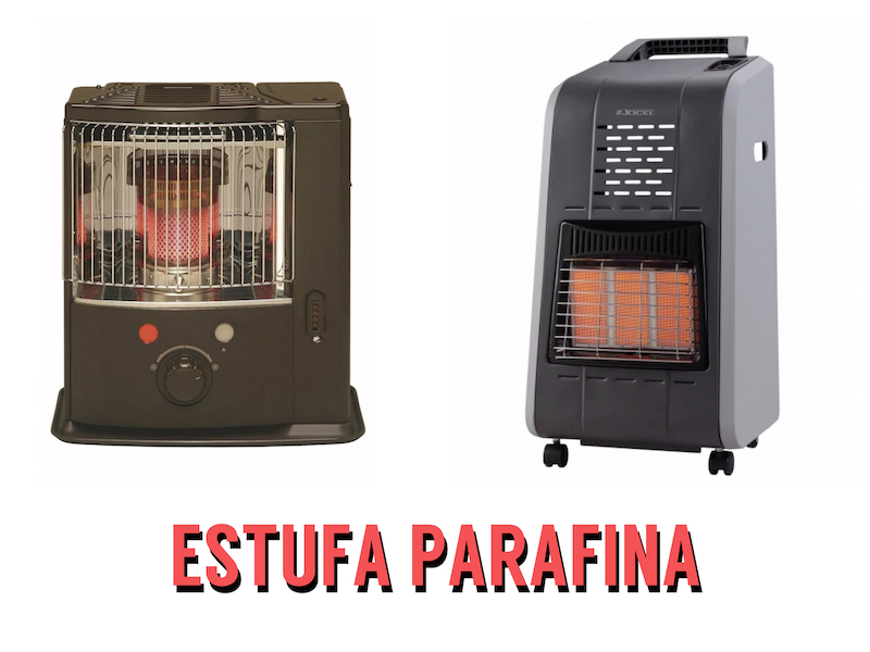 Estufa electrica leroy merlin gallery of with estufa - Chimeneas de parafina ...
