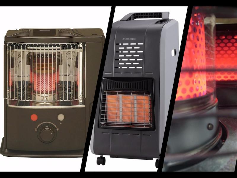 Lll estufas de parafina o queroseno gu a compra - Estufa de parafina electronica ...