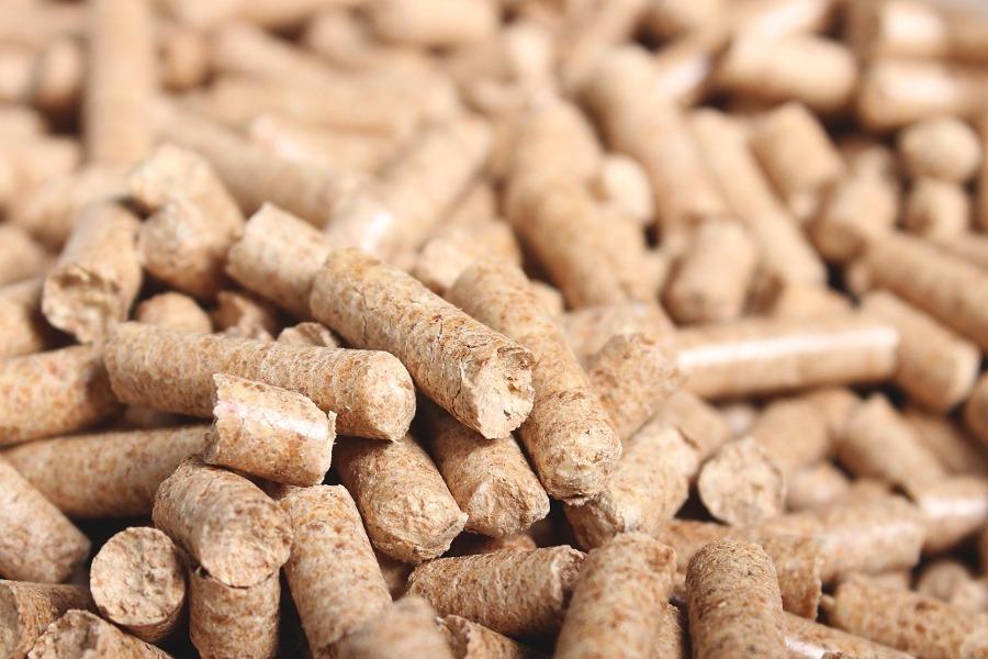 pellets para estufa de pellets