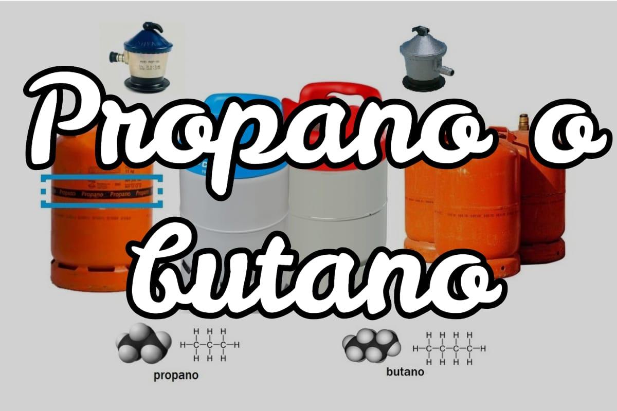 ¿Qué es mejor el propano o el butano? 1