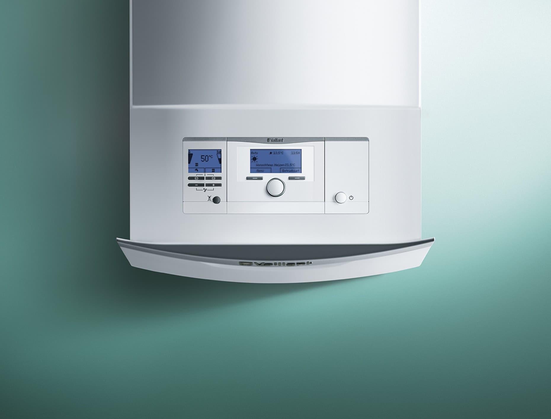 ¿Cómo funciona una caldera de condensación de gas Vaillant?