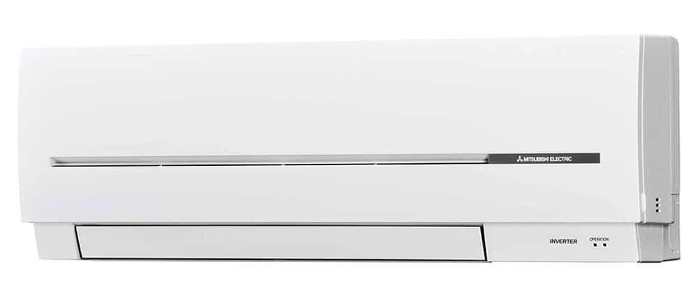 Ejemplo del aire acondicionado MITSUBISHI ELECTRIC MSZ-SF35 VE2