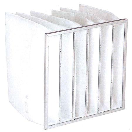 Tipos de filtros bolsa