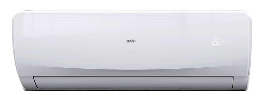 Ejemplo del aire acondicionado BAXI ANORILS35