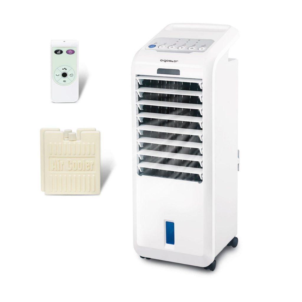 Te ayudamos a elegir un aire acondicionado portátil sin tubo para tu hogar 2