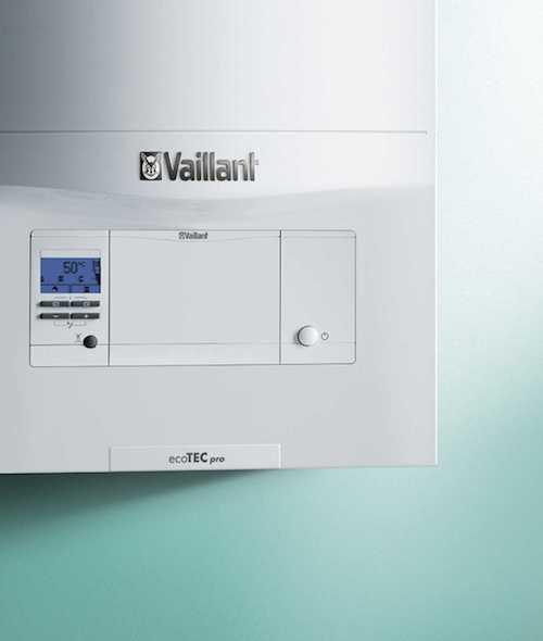 ecoTEC Pro de Vaillant